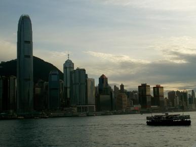 Ah, amazing Hong Kong