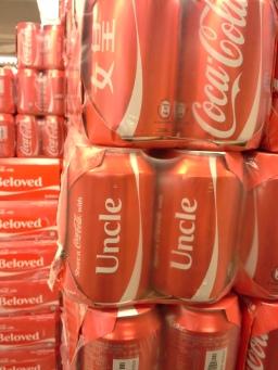 Share a Coke with Chan Jao-Yiu